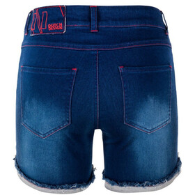 Nihil Bien Zen Shorts Damen blue denim